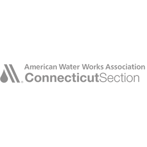 american water works association Connecticut section logo