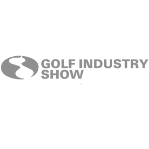 golf industry show logo